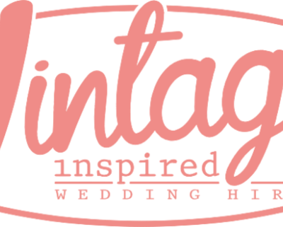 Vintage Inspired Wedding Hire