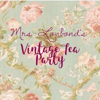 Mrs Lovibond's Vintage Tea Party