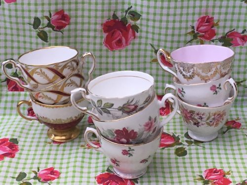 Ticklepenny Teacups