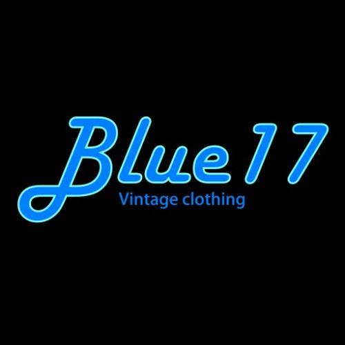 Blue17 vintage