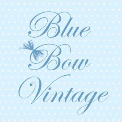 Blue Bow Vintage