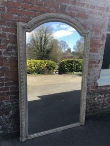 Floor Standing Mirror in West Sussex,UK : Cleall Antiques