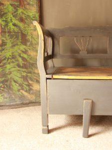 John Cornall Antiques UK: Country Furniture,  Antique Pine Painted Furniture, Folk Art Antiques