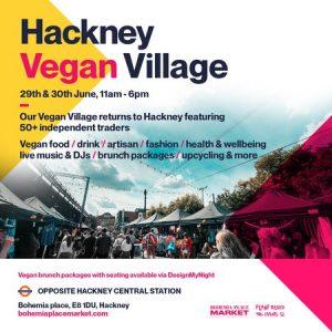 Hackney Vegan Village