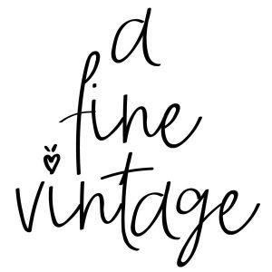 A Fine Vintage