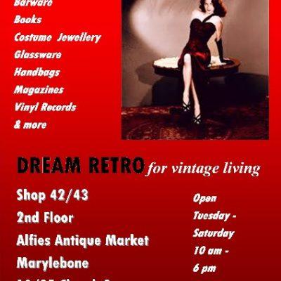 Dream Retro vintage shop