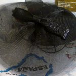 Genevieve Louis Vintage Hat from the 1950's