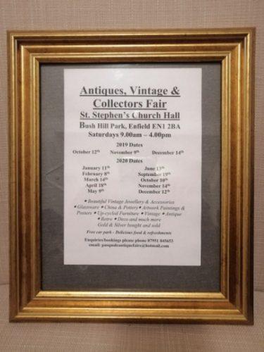 Antiques Vintage & Collectables Fair