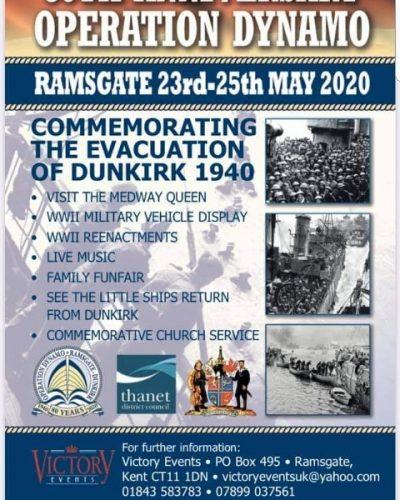 Operation Dynamo in Ramsgate