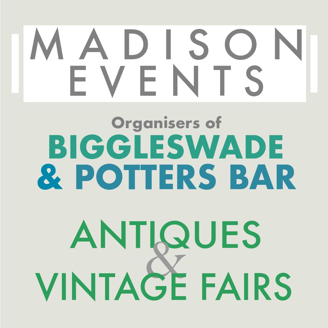 Biggleswade Antiques & Vintage Fair