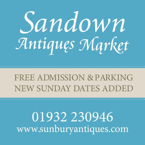 Sandown Antiques Home & Interiors Fair