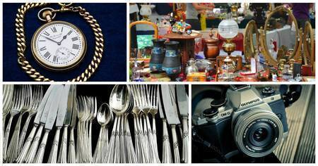 Norfolk Antique and Collectors Fair July 2021