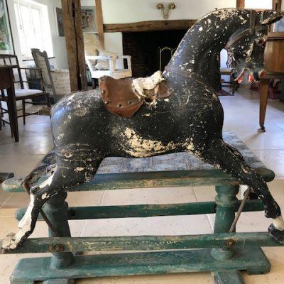 Decorative Antique Shop at Antiquated, West Sussex, UK