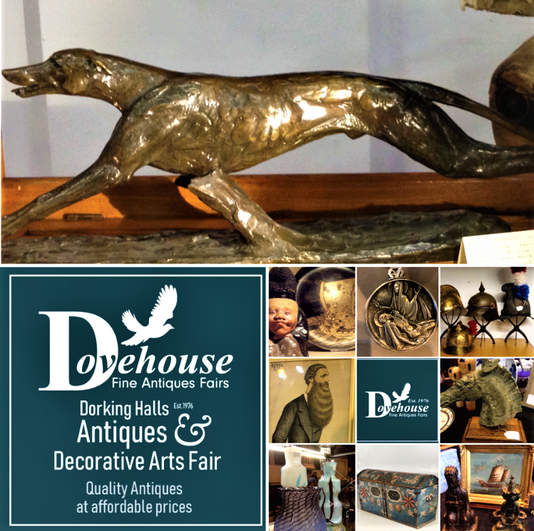 DORKING HALLS ANTIQUES & DECORATIVE ARTS FAIR