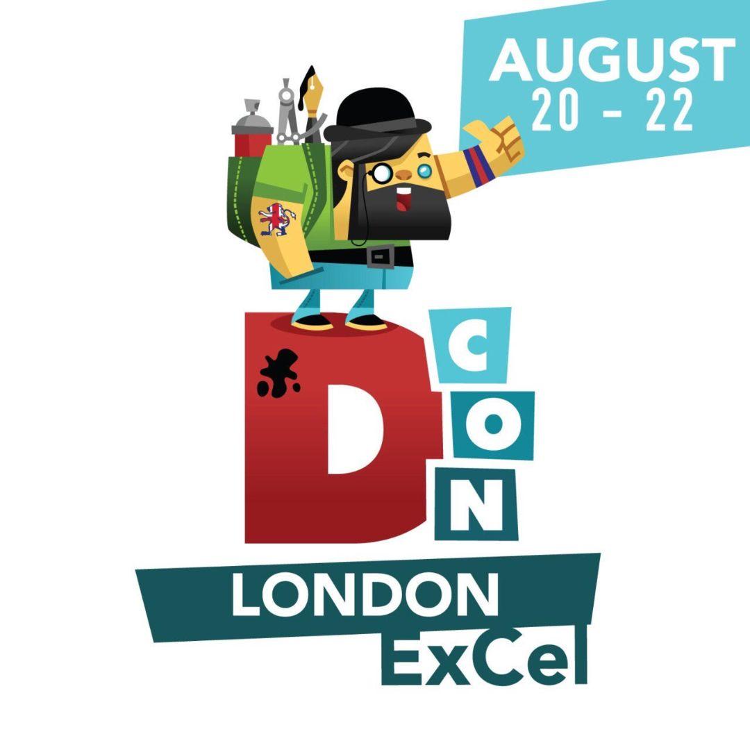 DesignerCon at the ExCel Centre